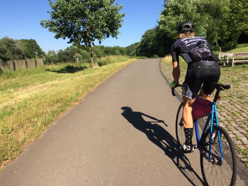 Erfolgreich mit Kohlenhydraten beim Radfahren