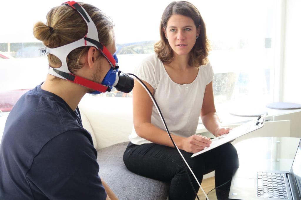 Ernährungsberatung mit Stoffwechselanalyse