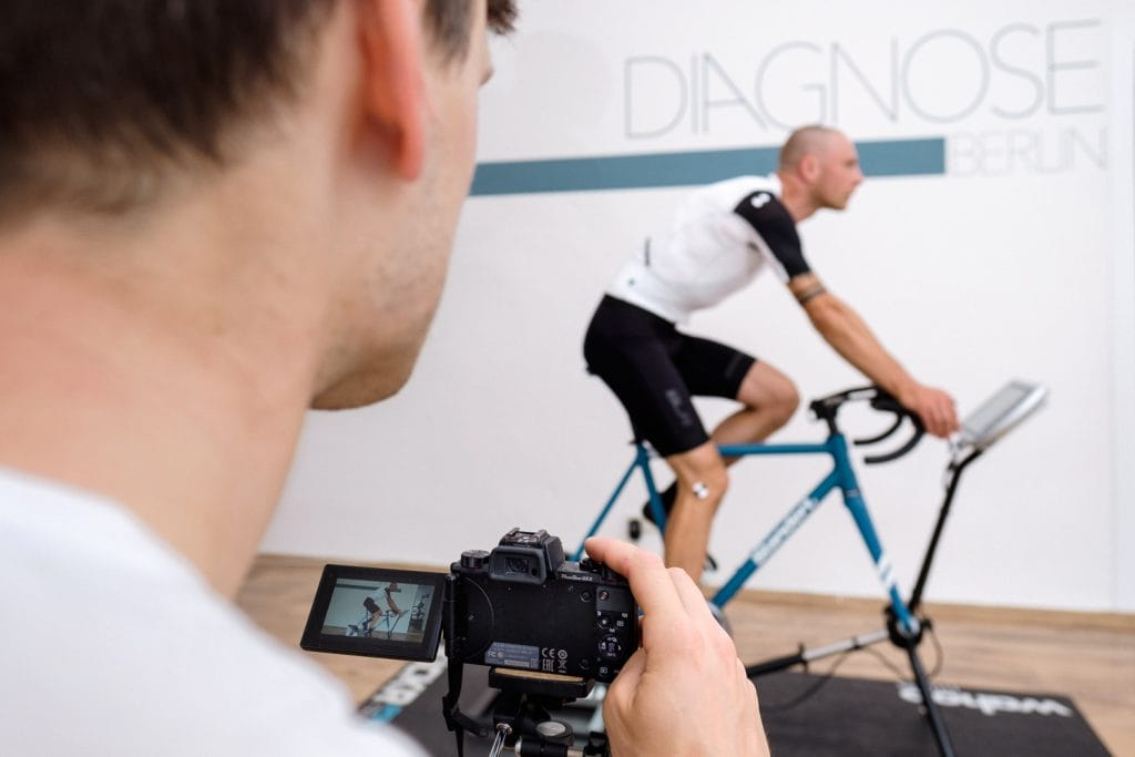 Bike Fitting bei Diagnose Berlin