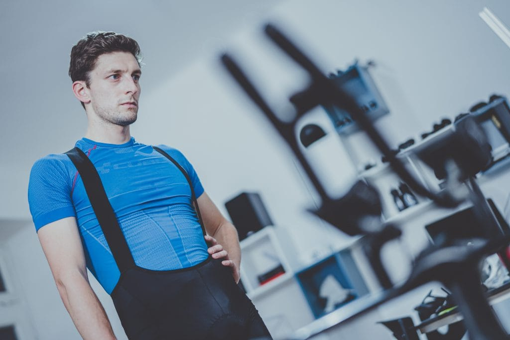 Triathlon Bikefitting Diagnose Berlin Florian Angert