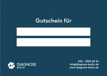 Diagnose Gutschein RS