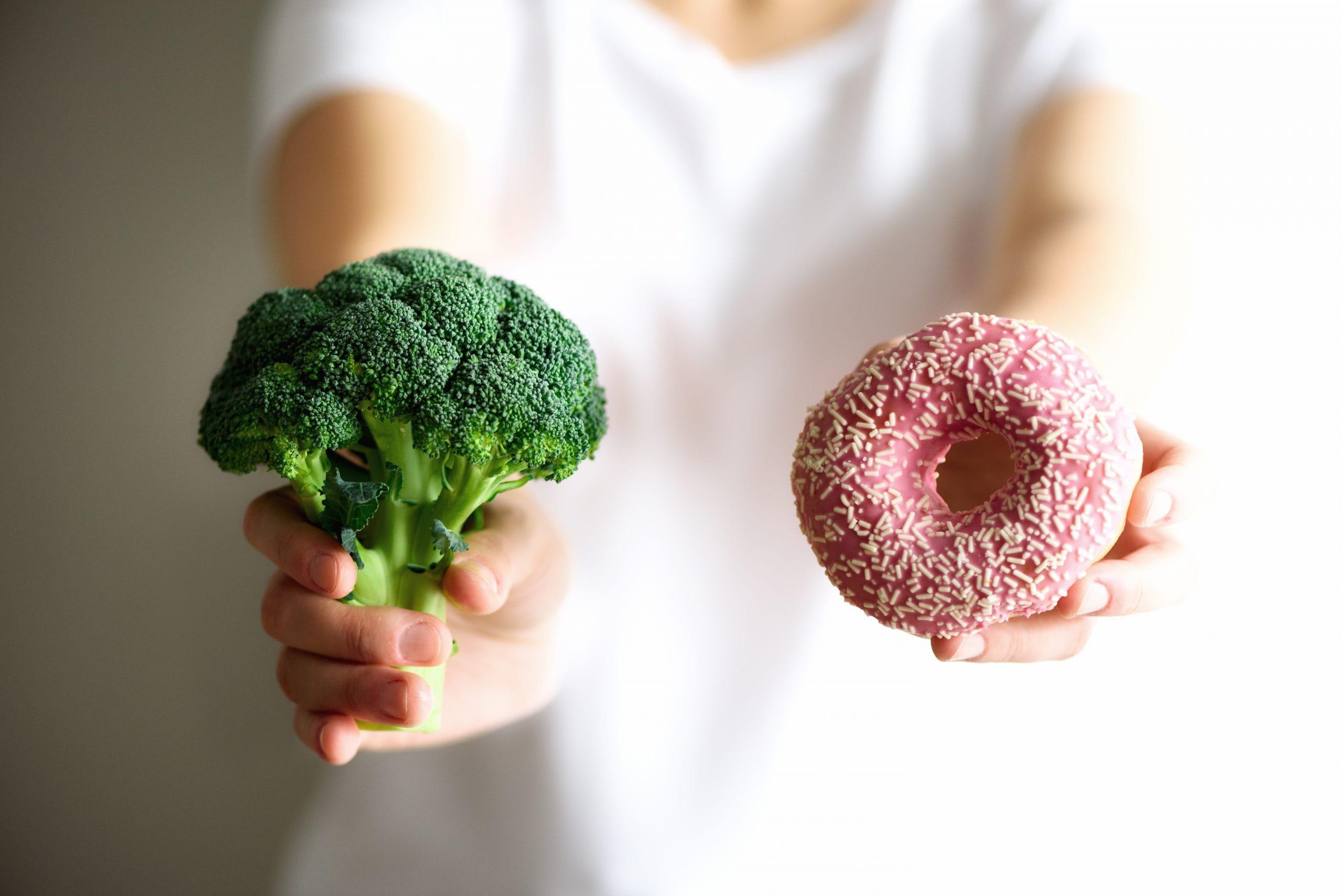 Ernährungsgewohnheiten umstellen Diagnose Berlin